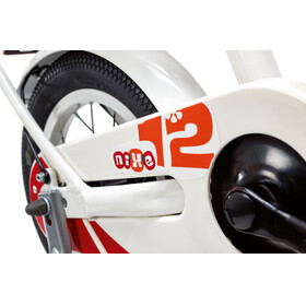 s'cool niXe 12 alloy White/Red